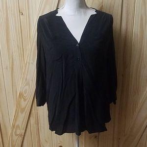 ❤2 for 15$❤100% silk shirt